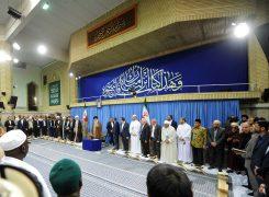 بیانات در دیدار شرکتکنندگان در مسابقات بینالمللی قرآن